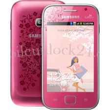 Samsung Galaxy Ace Duos La Fleur, GT-S6802 Entsperren