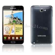 Unlock Samsung SHV-E160S, SHV-E160K, SHV-E160L, Galaxy Note