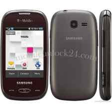 Samsung Gravity Q, SGH-T289 Entsperren