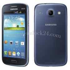 Samsung Galaxy Core Dual SIM, GT-i8262 Entsperren