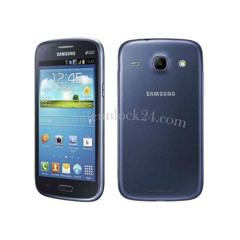 Simlock Samsung Galaxy Core Dual Sim Gt I8262