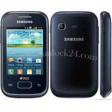 Samsung Galaxy Y Plus, GT-S5303, GT-S5303B Entsperren