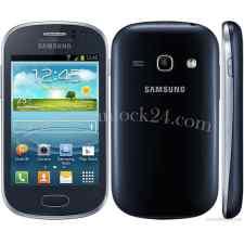 Samsung Galaxy Fame, GT-S6810, GT-S6810p Entsperren