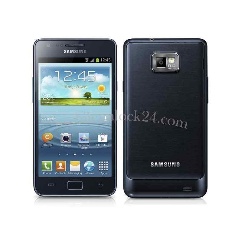 Unlock samsung Galaxy S II Plus GT i9105p GT i9105