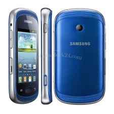Samsung Galaxy Music Duos, GT-S6012 Entsperren