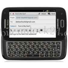 Samsung Galaxy S Relay 4G, SGH-T699 Entsperren