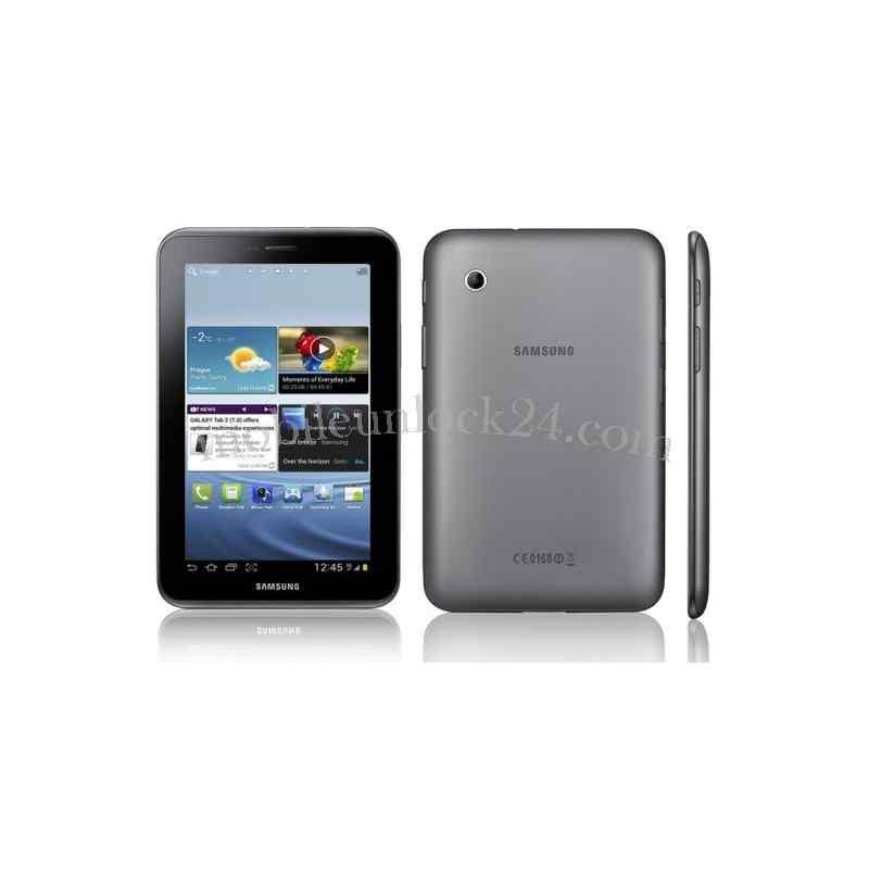 Unlock Samsung Galaxy Tab 2 P3100