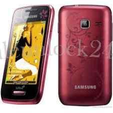 Unlock Samsung Wave Y La Fleur, GT-S5380