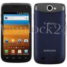 Samsung Exhibit II 4G, SGH-T679 Entsperren
