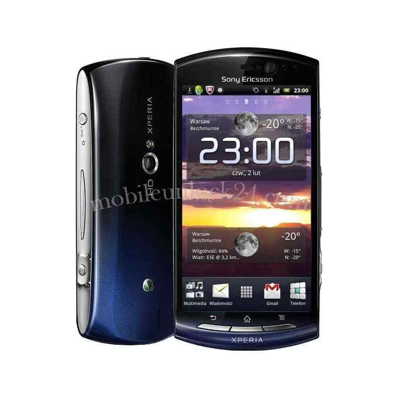 Xperia Neo V Black Desbloquear Sony Erics...