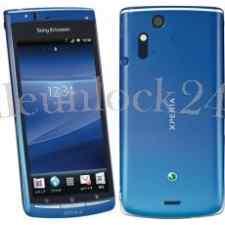 Sony Ericsson Acro SO-02C Entsperren