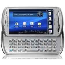 Sony Ericsson Xperia pro, MK16i, MK16a, Iyokan Entsperren