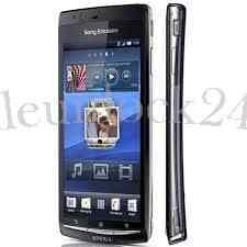 Sony Ericsson Xperia Arc, LT15i, LT15a, Anzu Entsperren
