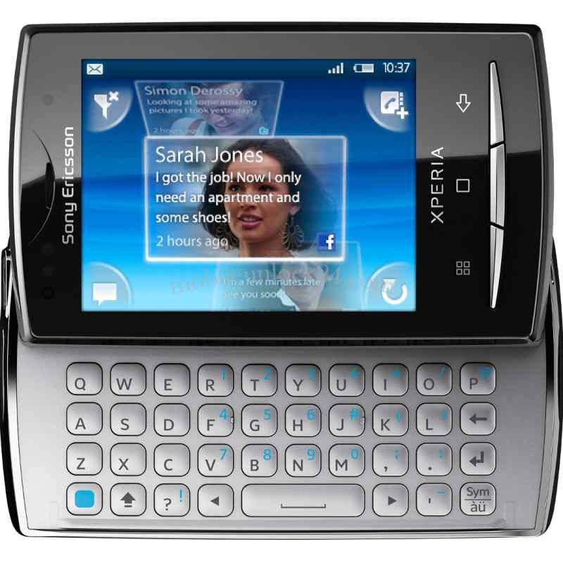 разблокировка Sony Ericsson Xperia X10 Mini Pro U20 U20i Mimmi