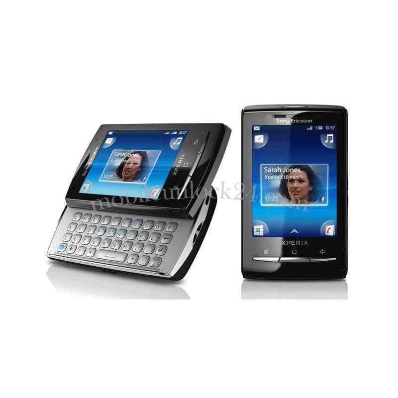 разблокировка Sony Ericsson Xperia X10 Mini E10 E10i Robyn