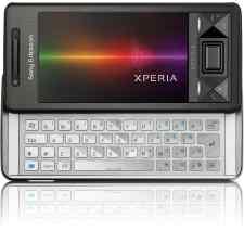 Sony Ericsson Xperia X1, Venus, Xperia X1i, Xperia X1a Entsperren