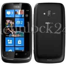 Nokia Lumia 610 Entsperren