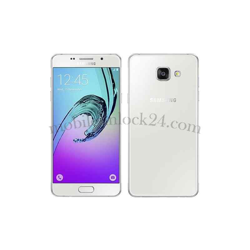 How To Unlock Samsung Galaxy A5 2016by Code