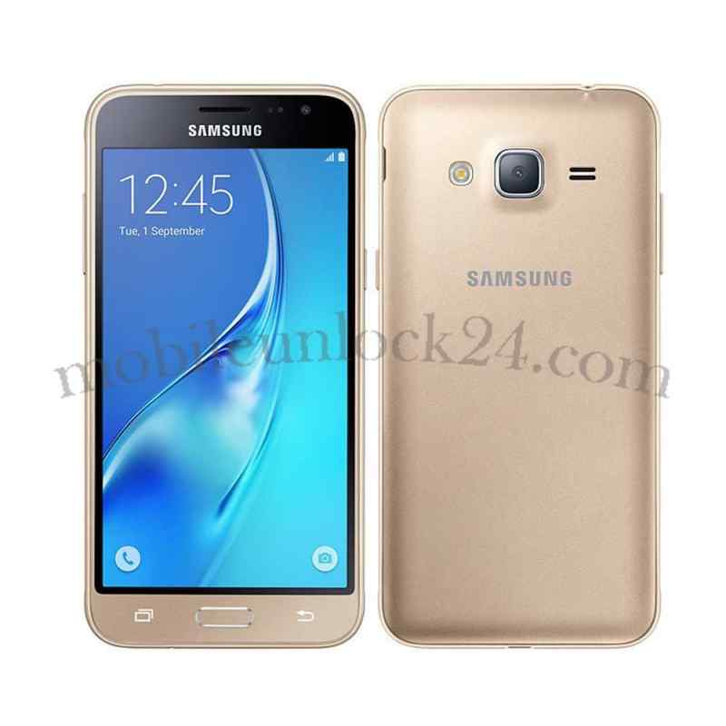 How to unlock Samsung Galaxy J3 SM-J320F SM-J320A SM-J320H by code?