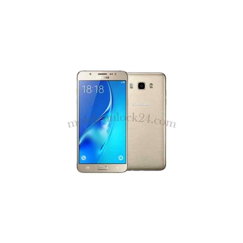 How to unlock samsung Galaxy J5 2016 Dual SIM by code?