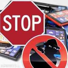 vérifier si votre téléphone est: Bloqué, barré, volé, controle de la LISTE NOIRE