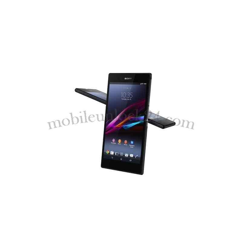 How to unlock Sony Xperia Z Ultra WiFi SGP412, SGP412JP by code?