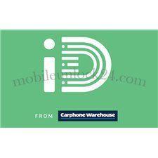 Permanent unlocking iPhone network ID mobile United Kingdom