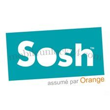 Permanently unlocking iPhone network Sosh France
