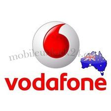 Permanently unlocking iPhone network Vodafone Australia - premium