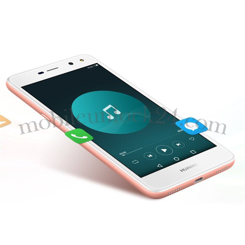 How to unlock Huawei Y6 2017 by code?