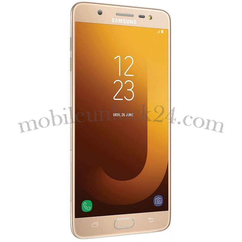 How to unlock samsung Galaxy J7 Max SM-G615F by code?