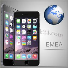 Permanently unlocking iPhone network EMEA SERVICE Premium