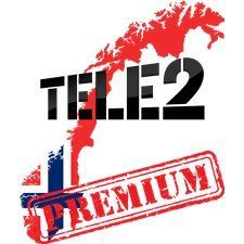 Постоянная разблокировка iPhone из сети Tele2 Норвегия - Premium