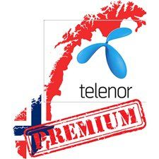 Постоянная разблокировка iPhone из сети Telenor Норвегия - Premium