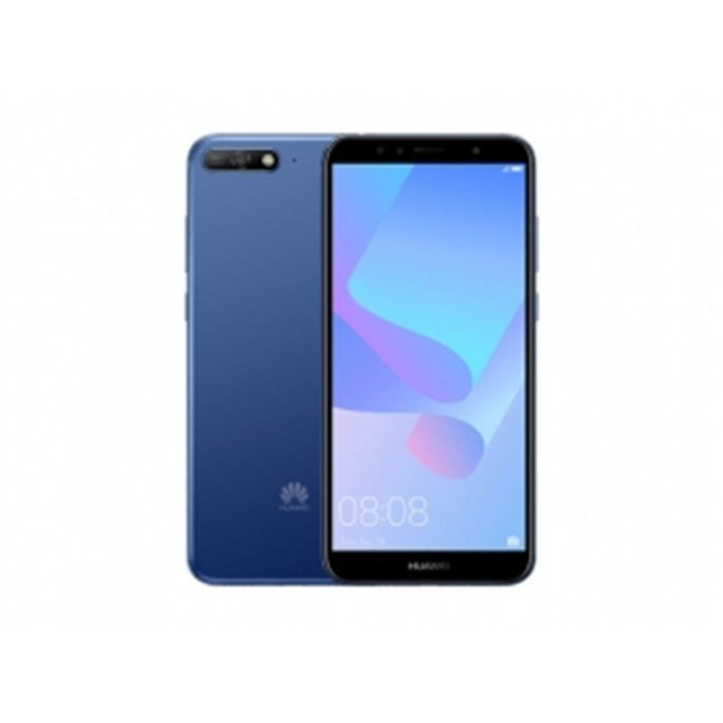 How to unlock Huawei Y6 2018 by code?