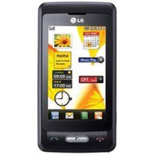 Simlock LG KP502