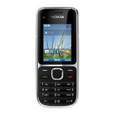 Unlock Nokia C2-01