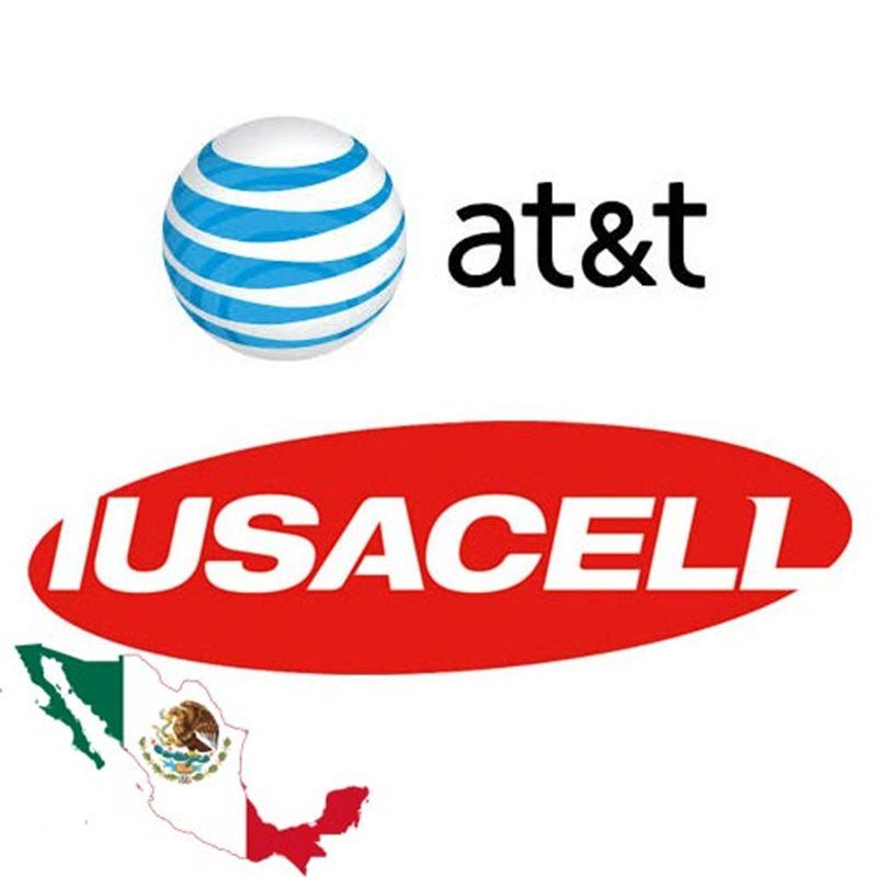 Permanently unlocking iPhone network AT&T Iusacell Mexico