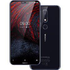 Разблокировка Nokia 6.1 Plus