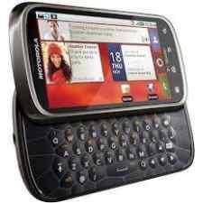 Simlock Motorola Cliq 2, Begonia