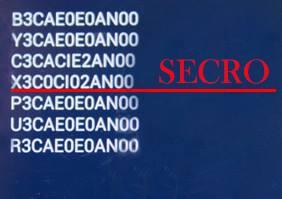 secro code
