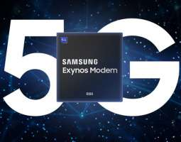 Samsung created the first 5G modem in the world