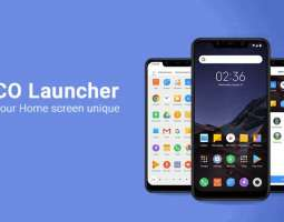 Launcher from Pocophone can now be downloaded on any device with Android
