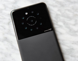 Sony wants to make smartphone which has camera with 16 lenses