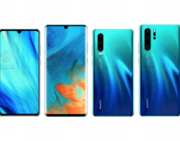 Specification of Huawei P30 and P30 Pro leaked to the Internet