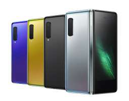Pre-orders for Samsung Galaxy Fold will start on 26th of April
