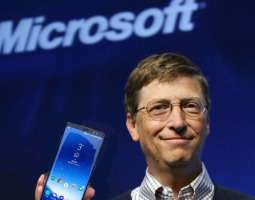 Bill Gates points out that Microsoft in his opinion lost 400 billion of dollars by smartphone market