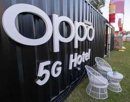Oppo opens first 5G hotel in Australia