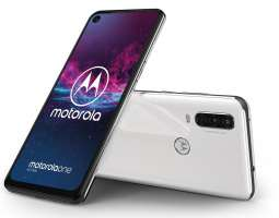 Motorola One Action officially presented