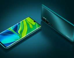 Xiaomi Mi Note 10 officially presented
